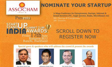 ASSCOHAM Startup India