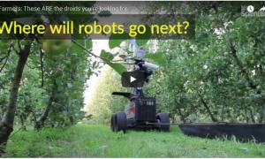 farming robots