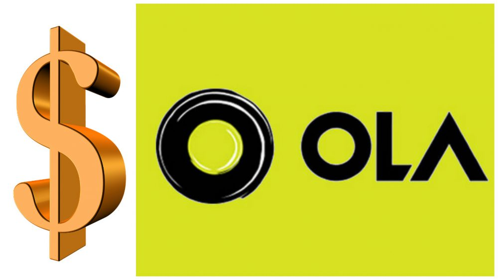 Ola raising funds