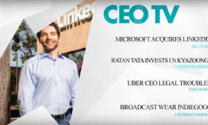 CEO TV episode 1