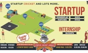 startup cricket league