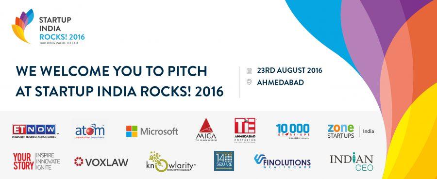 startup india rocks
