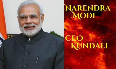 Naredra Modi cover