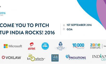 startup india rocks goa