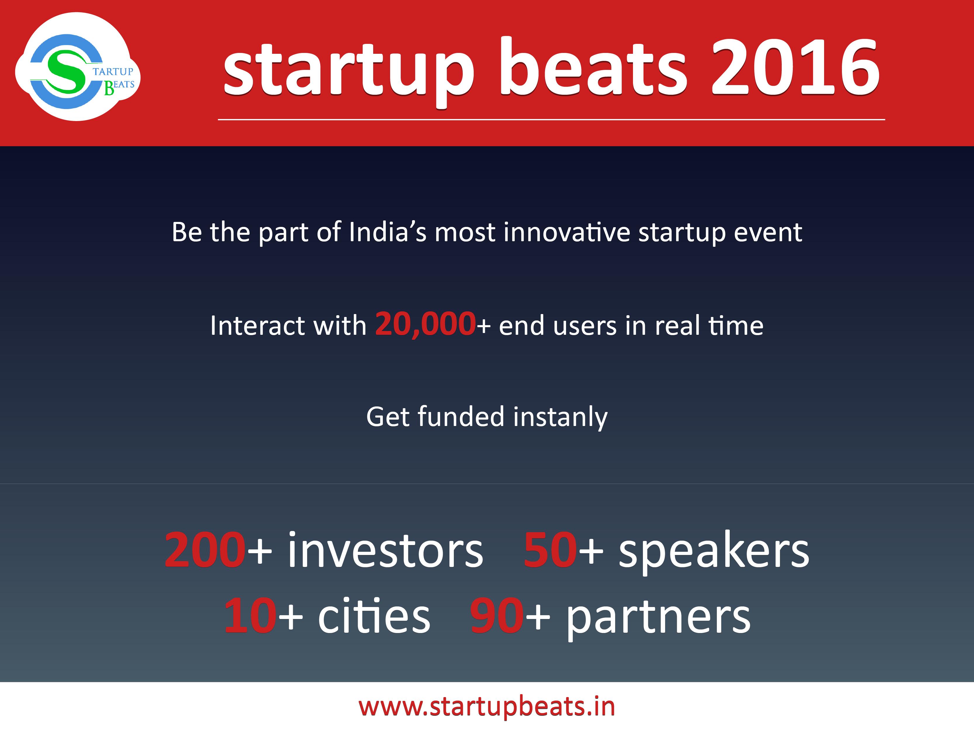 Startup Beats Event