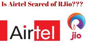 airtel vs rjio