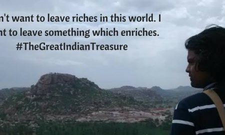 the great indian treasure