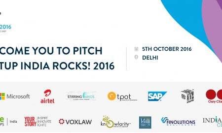 Startup India Rocks Delhi
