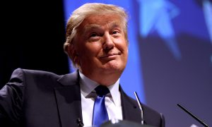 Donald Trump Winning