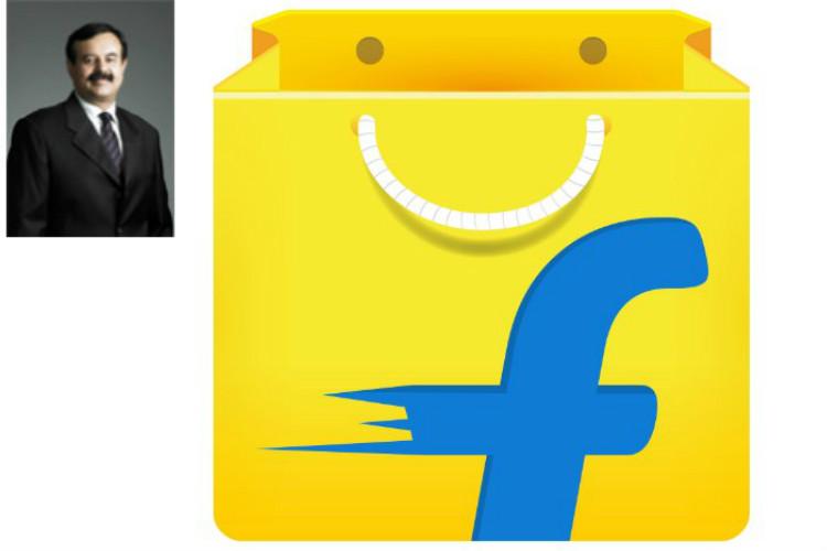 Flipkart CFO