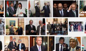 Pakistani diplomats