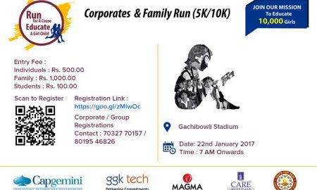 Run for Girl Child